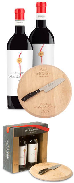 Finca La Reñana + Tabla Roble y Cuchillo
